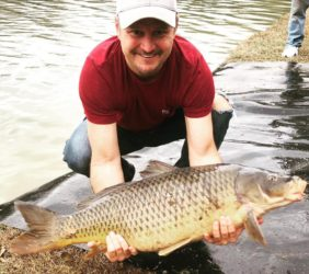 Red's Lake – Carp Fishing